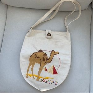 Made in Egypt 🐪 canvas bag